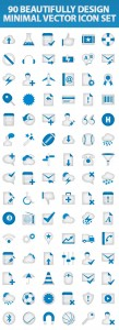 Minimal Vector Icon Set