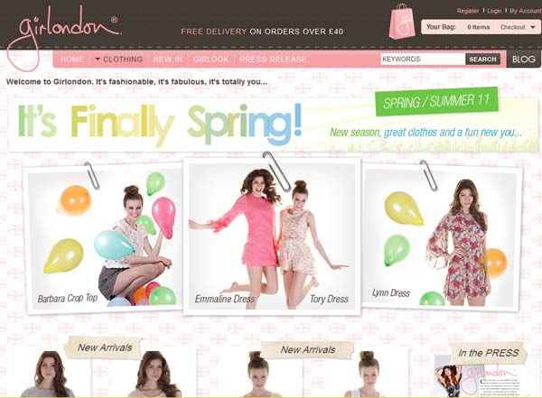 26 Inspiring Examples Of E-commerce Web Designs | Inspiration ...
