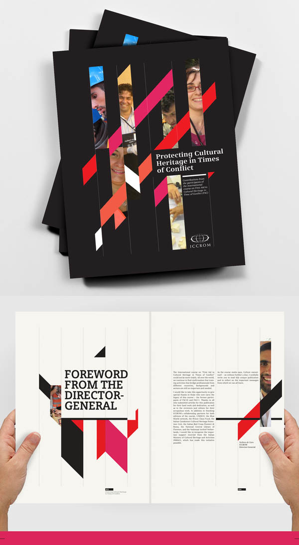 Brochure Designs: 25 Corporate Design For Inspiration 1
