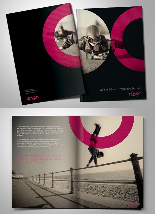 Brochure Designs: 25 Corporate Design For Inspiration 10