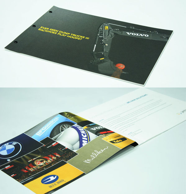 Brochure Designs: 25 Corporate Design For Inspiration 21