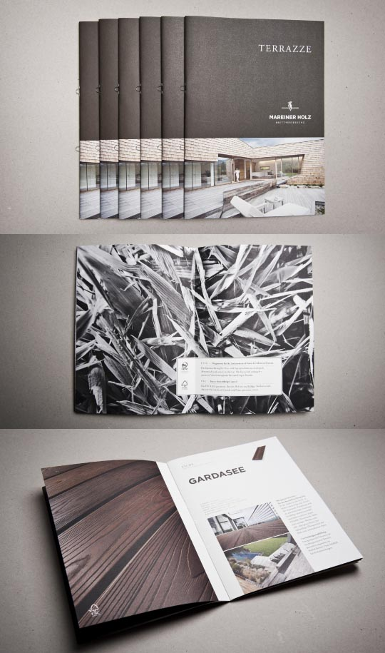 Brochure Designs: 25 Corporate Design For Inspiration 25