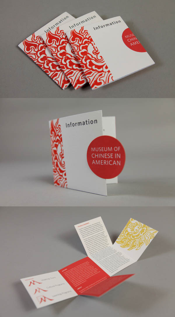 Brochure Designs: 25 Corporate Design For Inspiration 8