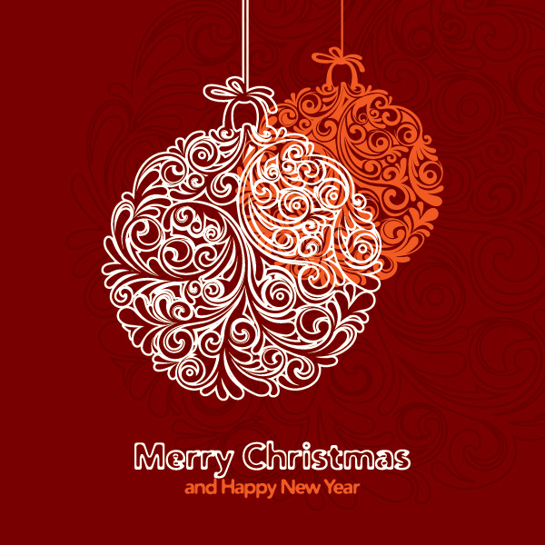 Christmas Vector  Background Graphics