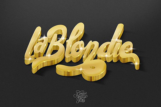 Fresh Typography Design 20