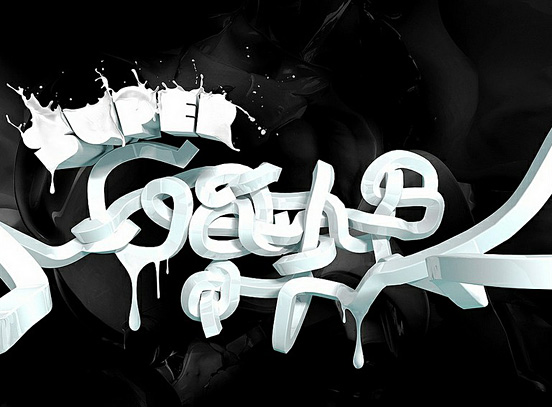 Fresh Typography Design 29