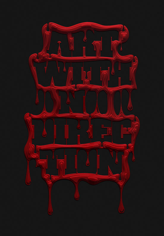 Fresh Typography Design 3