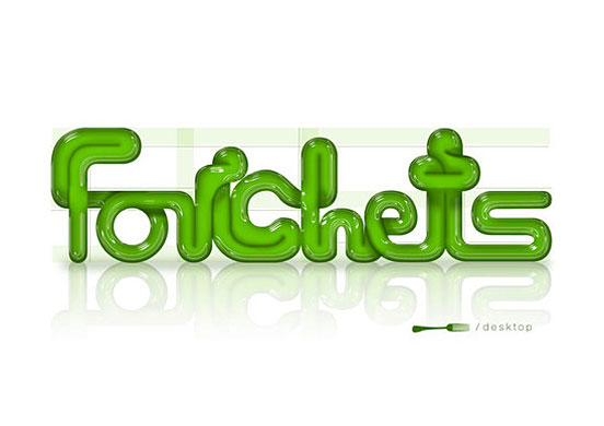 Fresh Typography Design 7