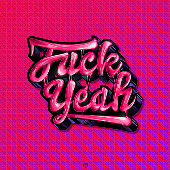 Fresh Typography Design 8