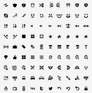 icons for window developers