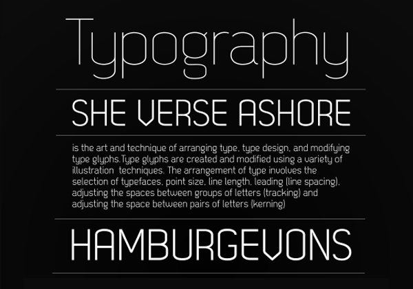 New Free Fonts for Designers 23