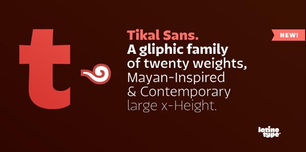 New Free Fonts for Designers 4