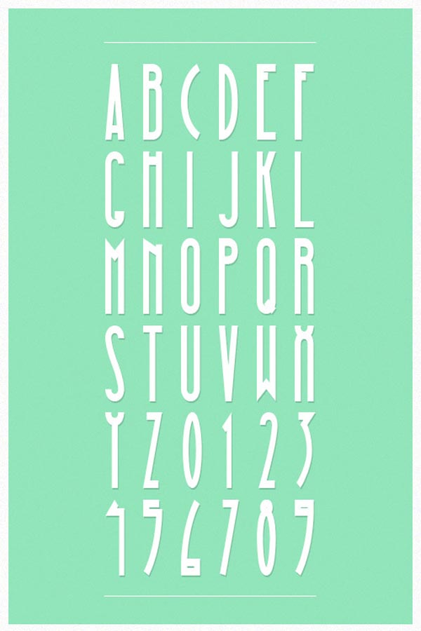 New Free Fonts for Designers 9