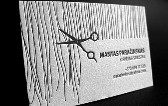 Most Beautiful and Creative Visiting Cards Design