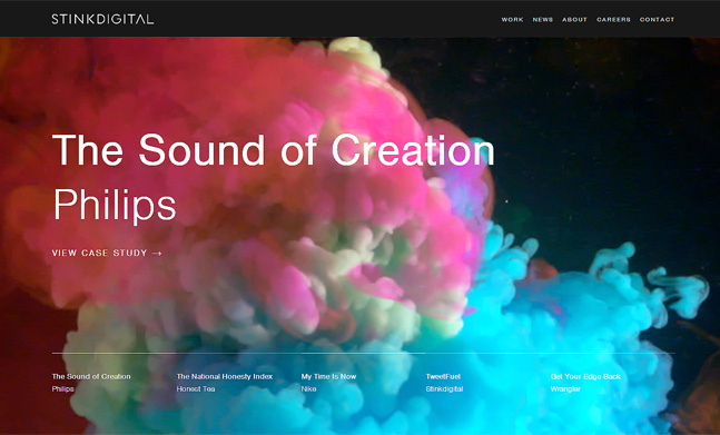 36 Inspiring Examples Of Web Designs 2012 - 11