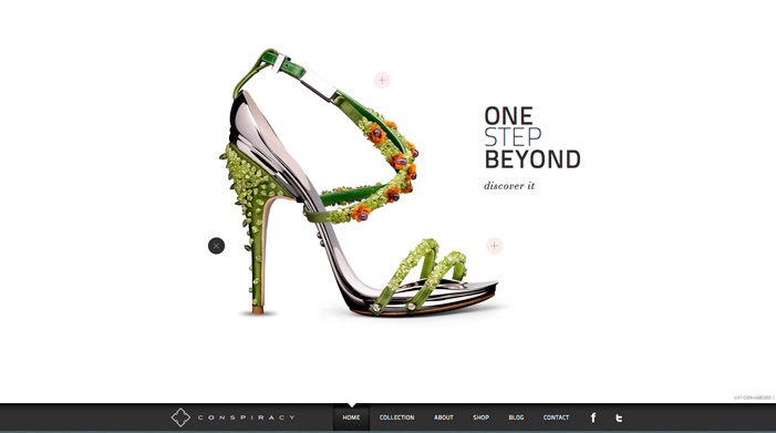 36 Inspiring Examples Of Web Designs 2012 - 5