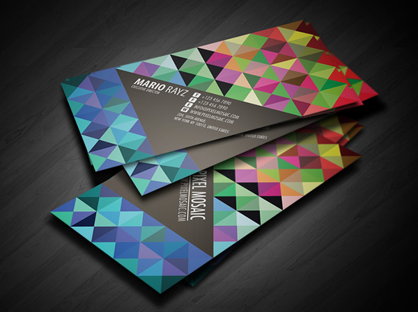 Creative Business Cards Design - 1