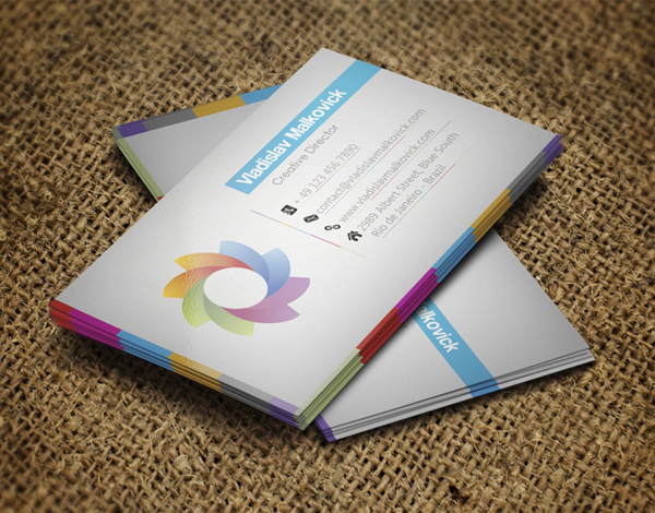 Creative Business Cards Design - 13