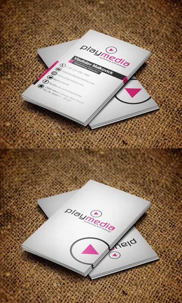 Creative Business Cards Design