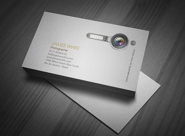 Creative Business Cards Design - 17