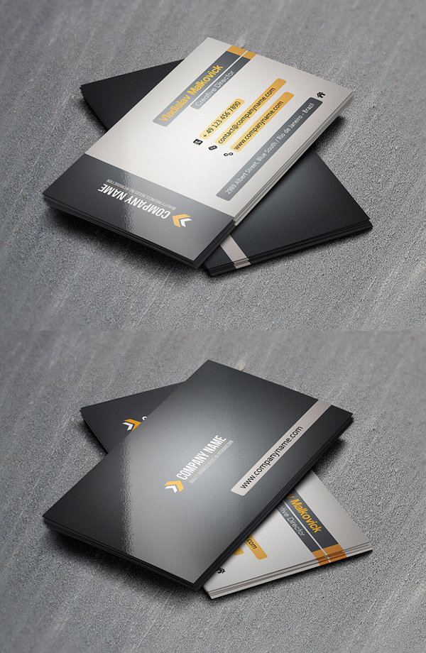 Creative Business Cards Design - 18