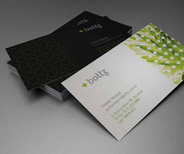 Creative Business Cards Design - 2