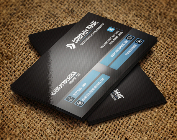 Creative Business Cards Design - 20