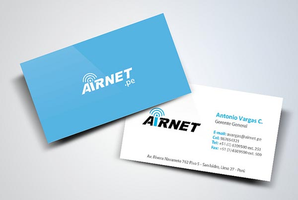 Creative Business Cards Design - 27