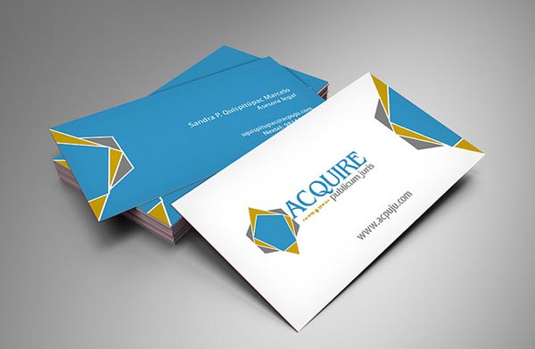 Creative Business Cards Design - 28