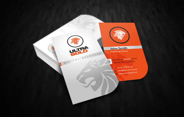 Creative Business Cards Design - 31
