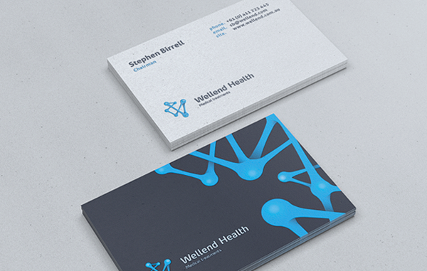 Creative Business Cards Design - 4