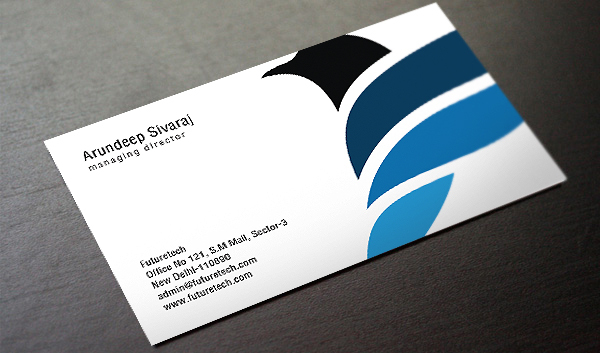 Creative Business Cards Design - 6