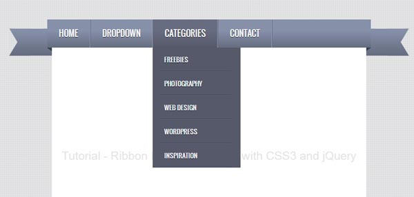 CSS3 and jQuery Tutorials 15