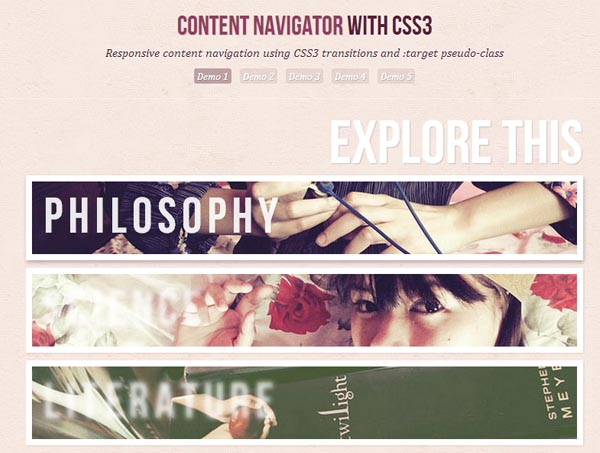 CSS3 and jQuery Tutorials 34