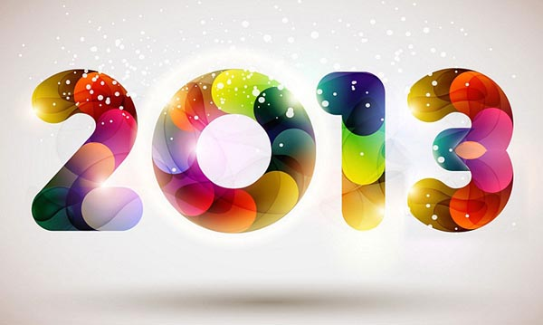 New Year 2013 Wallpapers 1