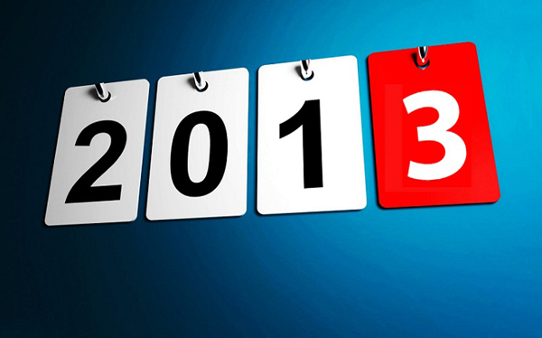 New Year 2013 Wallpapers 11