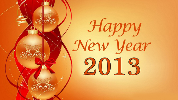 New Year 2013 Wallpapers 14