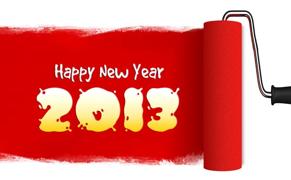 New Year 2013 Wallpapers 19