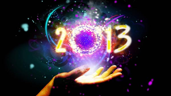 New Year 2013 Wallpapers 22