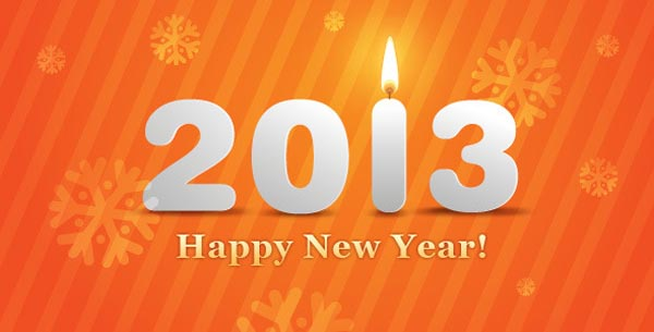 New Year 2013 Wallpapers 43