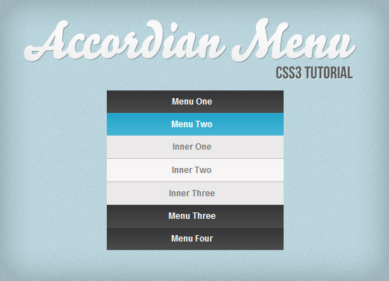 CSS3 Tutorials Best of 2012 - 2