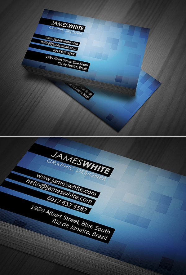 Modern Business Cards Design - 11
