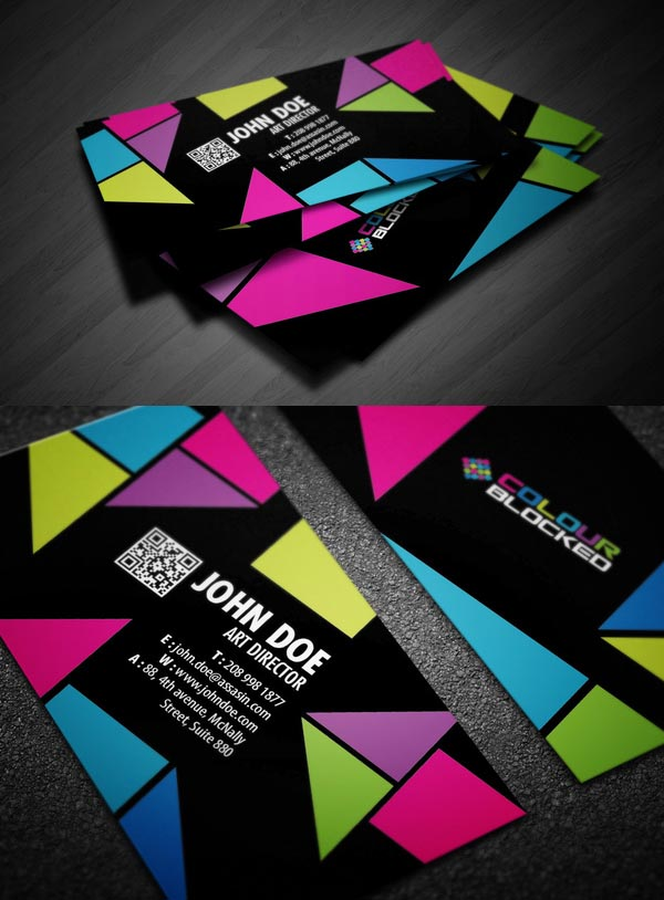 Modern Business Cards Design - 12