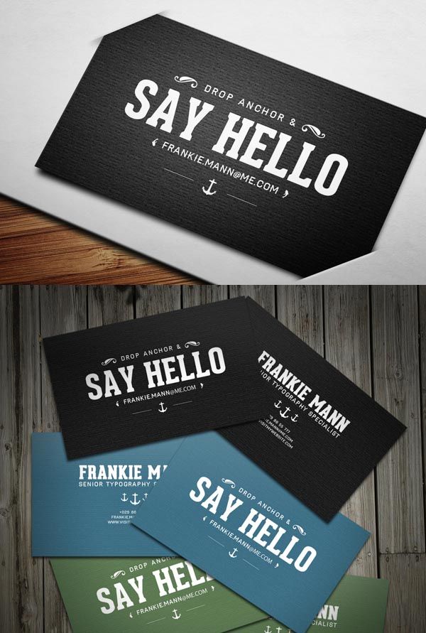 Modern Business Cards Design | Design | Graphic Design Junction