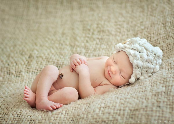 Newborn photographs - 11