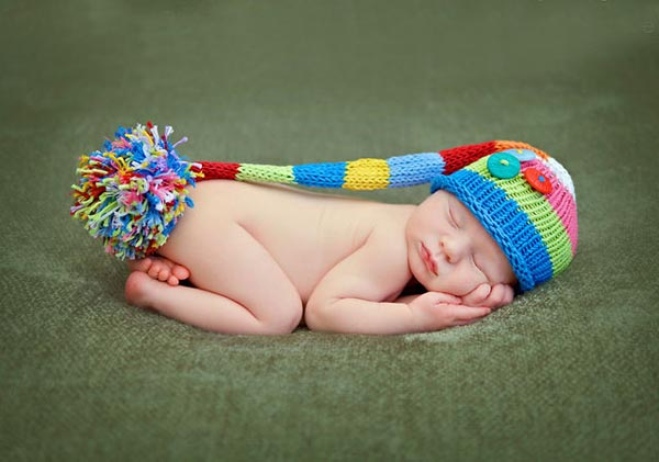 Newborn photographs - 2