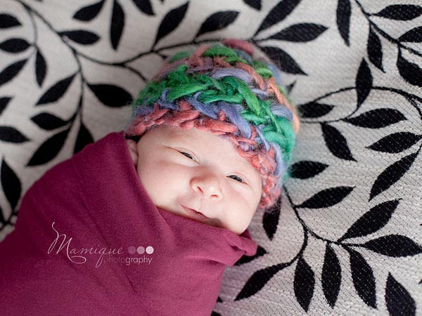 Newborn photographs - 24