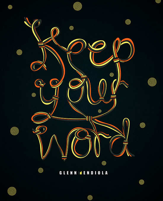 Typography design - 16