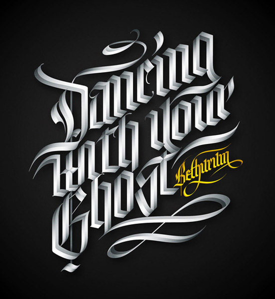 Typography design - 25