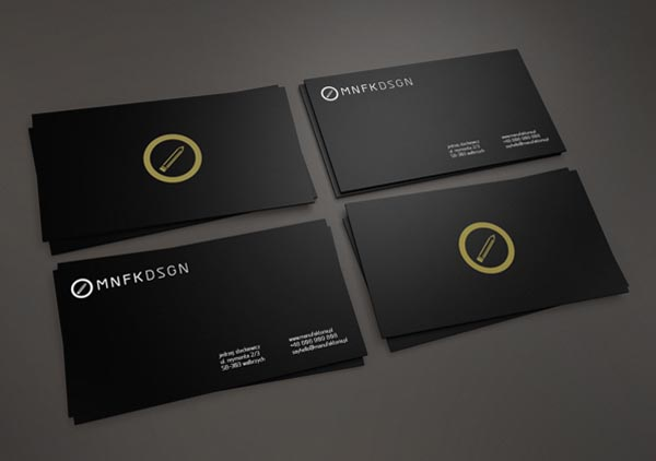 Corporate Business Cards Design 2013 - 10